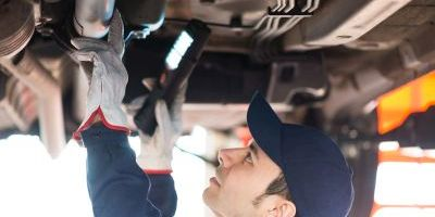 exhaust repair service